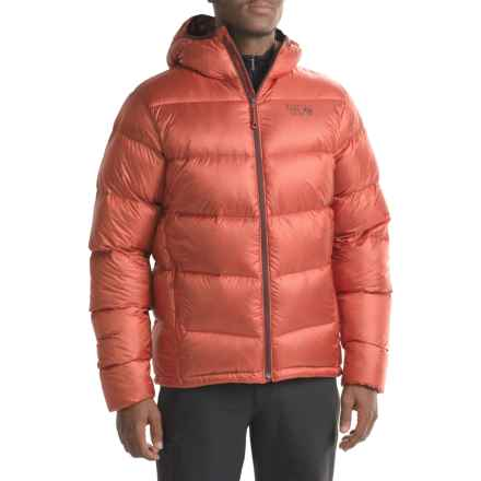 Mountain Hardwear Kelvinator Q.Shield® Down Jacket - 650 Fill Power (For Men) in Dark Fire - Closeouts