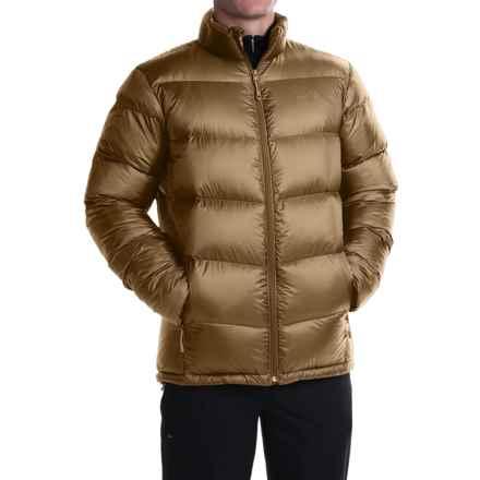 Mountain Hardwear Kelvinator Q.Shield® Down Jacket - 650 Fill Power (For Men) in Golden Brown - Closeouts