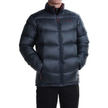 Mountain Hardwear Kelvinator Q.Shield® Down Jacket - 650 Fill Power (For Men) in Hardwear Navy/Rocket - Closeouts