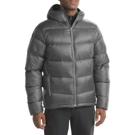 Mountain Hardwear Kelvinator Q.Shield® Down Jacket - 650 Fill Power (For Men) in Shark/Titanium - Closeouts