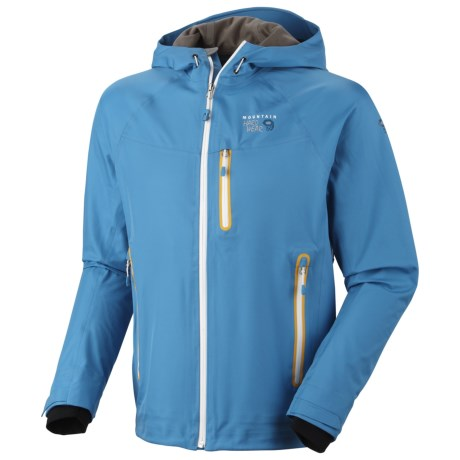 Mountain Hardwear Kepler Soft Shell Jacket - Waterproof (For Men) in Capris
