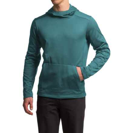 Mountain Hardwear Kiln Fleece Hoodie (For Men) in Cloudburst - Closeouts