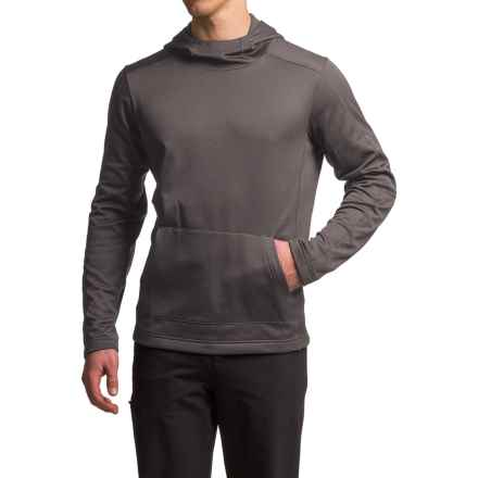 Mountain Hardwear Kiln Fleece Hoodie (For Men) in Shark - Closeouts
