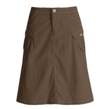 Mountain Hardwear La Rambla Skirt - UPF 50 (For Women) in Espresso - Closeouts