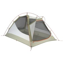 Mountain Hardwear Lightwedge 2 Tent with Footprint - 2-Person, 3-Season in Humboldt/Silver - Closeouts
