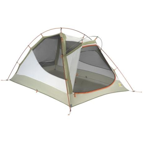 Mountain Hardwear Lightwedge 3 Tent - 3-Person, 3-Season in Humbolt/Silver