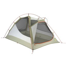 Mountain Hardwear LightWedge 3 Tent with Footprint - 3-Person, 3-Season in Humboldt/Silver - Closeouts
