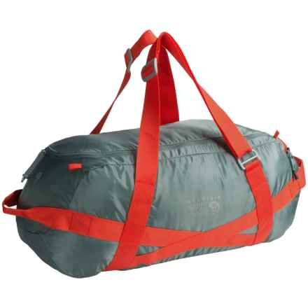 Mountain Hardwear Lightweight Expedition Duffel Bag - 30L in Ice Shadow - Closeouts