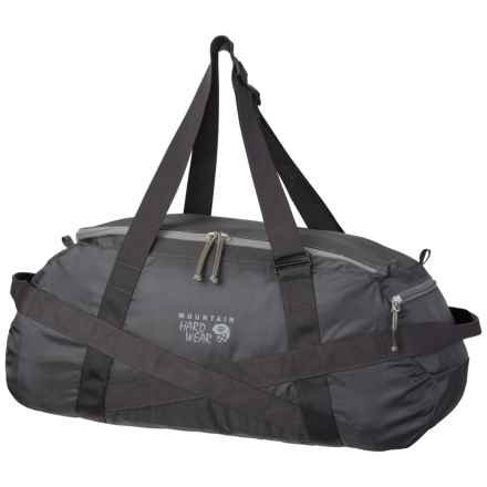 Mountain Hardwear Lightweight Expedition Duffel Bag - 30L in Shark - Closeouts