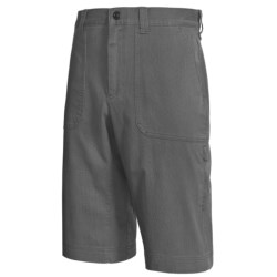 Mountain Hardwear Loafer Shorts (For Men) in Shark