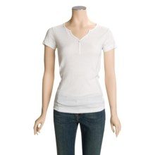 Mountain Hardwear LochVale T-Shirt - Short Sleeve (For Women) in Casper - Closeouts