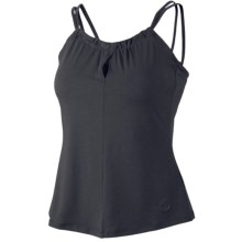 Mountain Hardwear Lucania Tank Top (For Women) in Shark - Closeouts