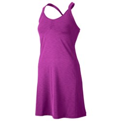 Mountain Hardwear Machala Dress - Sleeveless (For Women) in Poppy Red