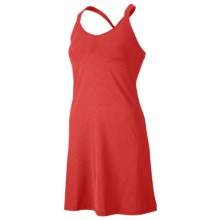 Mountain Hardwear Machala Dress - Sleeveless (For Women) in Poppy Red - Closeouts