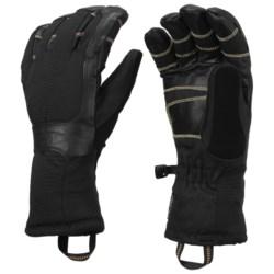 Mountain Hardwear Maia Gloves - Waterproof, Insulated (For Women) in Black