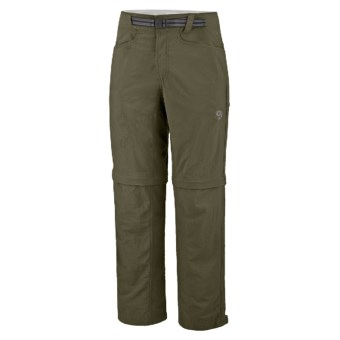 Mountain Hardwear Mesa Backpacking Pants - UPF 50, Convertible (For Men)