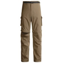 Mountain Hardwear Mesa Pants - Convertible (For Men) in Khaki - Closeouts