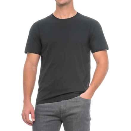 Mountain Hardwear MHW AC T-Shirt - Short Sleeve (For Men) in Black - Closeouts