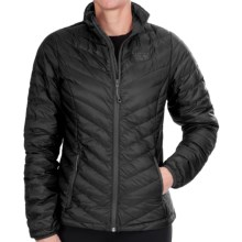 Mountain Hardwear Micratio Down Jacket - 550 Fill Power (For Women) in Black - Closeouts