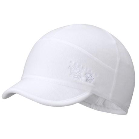 Mountain Hardwear Micro Chill Fleece Cap (For Women) in Casper
