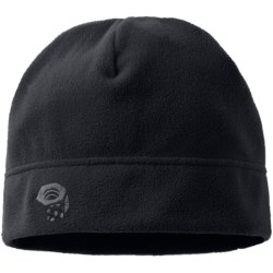 Mountain Hardwear Micro Dome Beanie Hat - Fleece (For Men) in Black