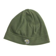 Mountain Hardwear Micro Dome Fleece Beanie Hat (For Boys) in Cypress - Closeouts