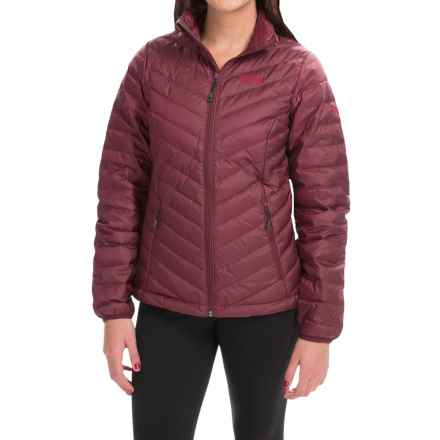 Mountain Hardwear Micro Ratio Down Jacket - 650 Fill Power (For Women) in Rich Wine - Closeouts
