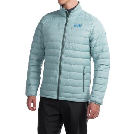 Mountain Hardwear Micro Ratio Q.Shield® Down Jacket - 650 Fill Power (For Men)