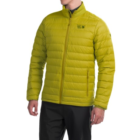 Mountain Hardwear Micro Ratio Q.Shield(R) Down Jacket 650 Fill Power (For Men)