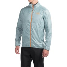 Mountain Hardwear Micro Thermostatic Hybrid Jacket - Insulated (For Men) in Ice Shadow - Closeouts