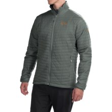 Mountain Hardwear Micro Thermostatic Jacket - Insulated (For Men) in Thunderhead Grey - Closeouts