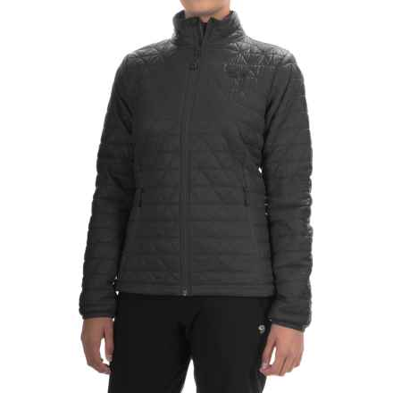 Mountain Hardwear Micro Thermostatic Jacket - Insulated (For Women) in Black - Closeouts