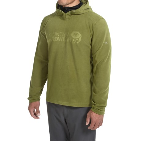 Mountain Hardwear Microchill Fleece Hoodie UPF 50 (For Men)
