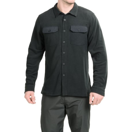 Mountain Hardwear Microchill Fleece Shacket - UPF 50 (For Men)