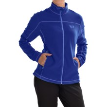 Mountain Hardwear Microchill Jacket - Fleece (For Women) in Dynasty - Closeouts