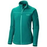 Mountain Hardwear Microchill Jacket - Fleece (For Women)