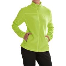 Mountain Hardwear Microchill Jacket - Fleece (For Women) in Fission - Closeouts