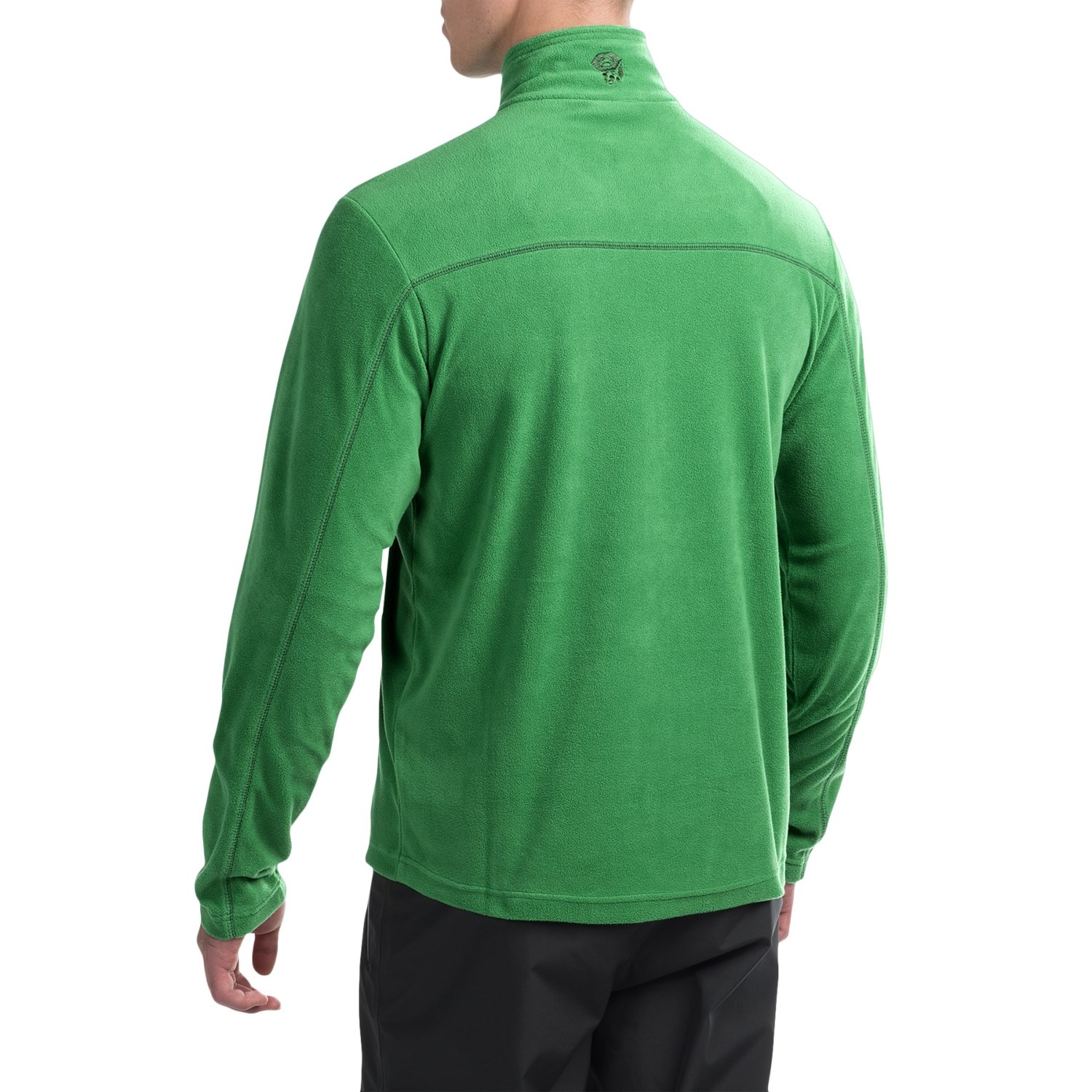 Mountain Hardwear Microchill Lite Fleece Jacket- Zip Neck, Long ...