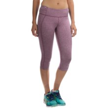Mountain Hardwear Mighty Activa Capris (For Women) in Purple Dahlia - Closeouts