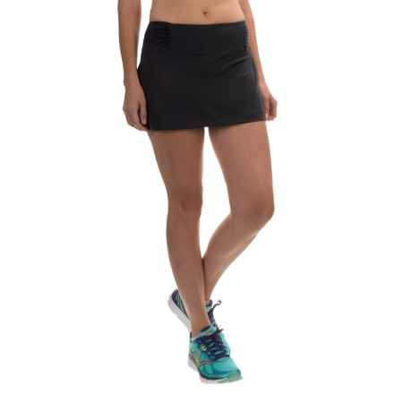 Mountain Hardwear Mighty Activa Skort (For Women) in Black - Closeouts