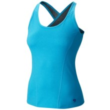 Mountain Hardwear Mighty Activa Tank Top (For Women) in Ocean Blue - Closeouts