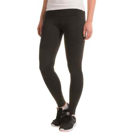 Mountain Hardwear Mighty Activa Tights (For Women) in Black - Closeouts