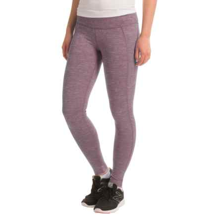 Mountain Hardwear Mighty Activa Tights (For Women) in Marionberry - Closeouts