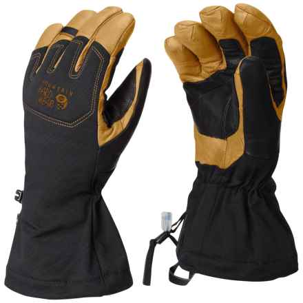 Mountain Hardwear Minalist OutDry® Thermal.Q Elite Gloves - Insulated (For Men and Women) in Desert Gold - Closeouts