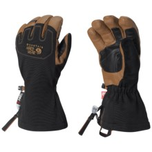 Mountain Hardwear Minalist OutDry® Thermal.Q Elite Gloves - Insulated (For Men and Women) in Golden Brown - Closeouts