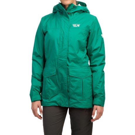 Mountain Hardwear Miss Snow It All Jacket
