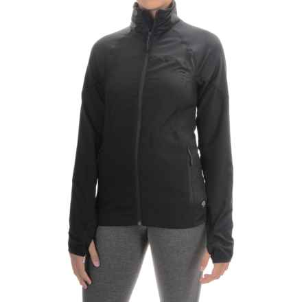 Mountain Hardwear Mistrala Jacket (For Women) in Black - Closeouts