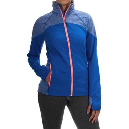 Mountain Hardwear Mistrala Jacket (For Women) in Bright Island Blue - Closeouts