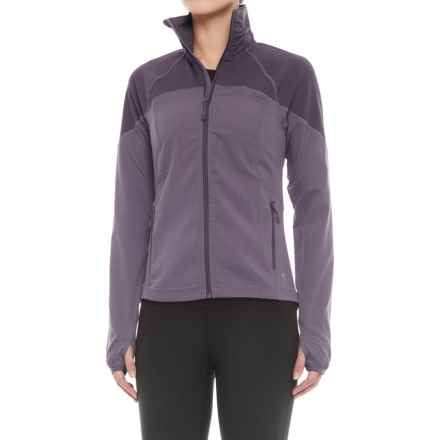 Mountain Hardwear Mistrala Jacket (For Women) in Minky - Closeouts