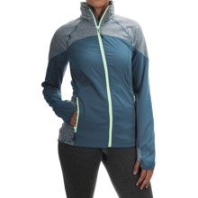 Mountain Hardwear Mistrala Jacket (For Women) in Mountain/Heather Zinc - Closeouts